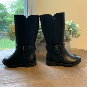 Children's Place Leather Boots!